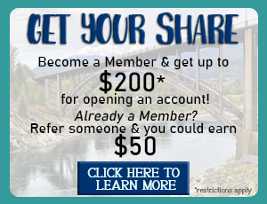 Get Your Share Promotion